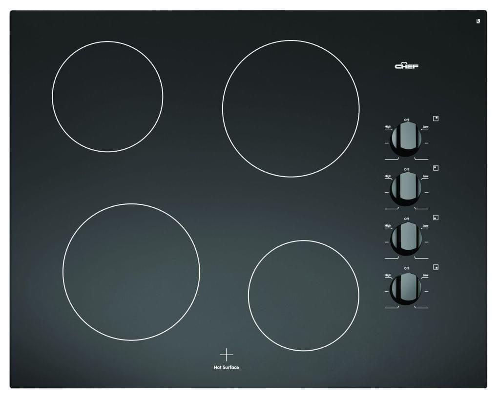 CHEF 60cm Ceramic Cooktop