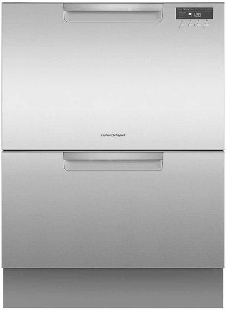 F&P 60cm Double DishDrawer Dishwasher