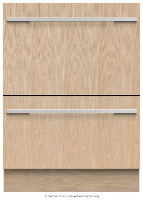 F&P Double Integrated DishDrawer 14 Place Settings