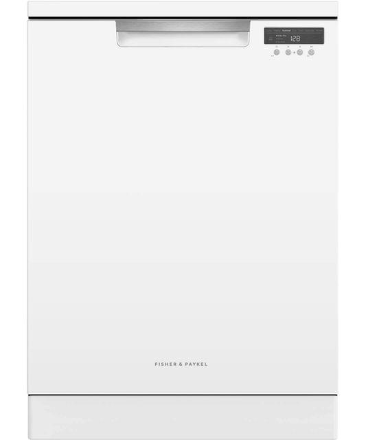 F&P 600mm Freestanding D/Washer 15 Place Settings -Whit
