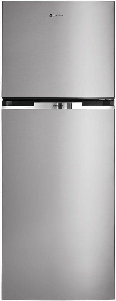 WESTINGHOUSE 340 Litre Top Mount Refrigerator - Arctic Steel