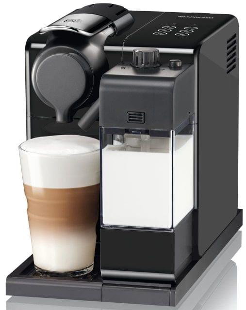 DELONGHI Nespresso Lattissima Touch Coffee Machine - Black