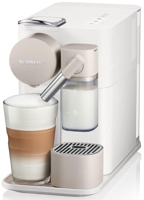 DELONGHI Nespresso Lattissima One Coffee Machine - White