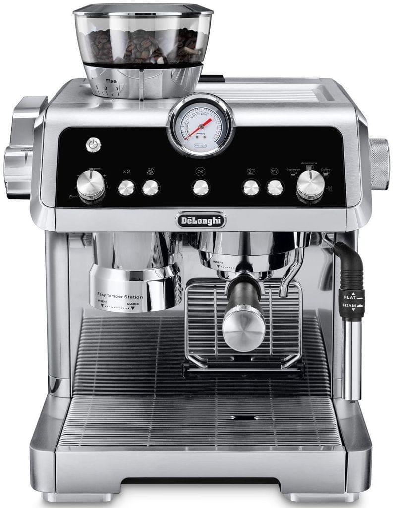 DELONGHI La Specialista Coffee Machine - Silver