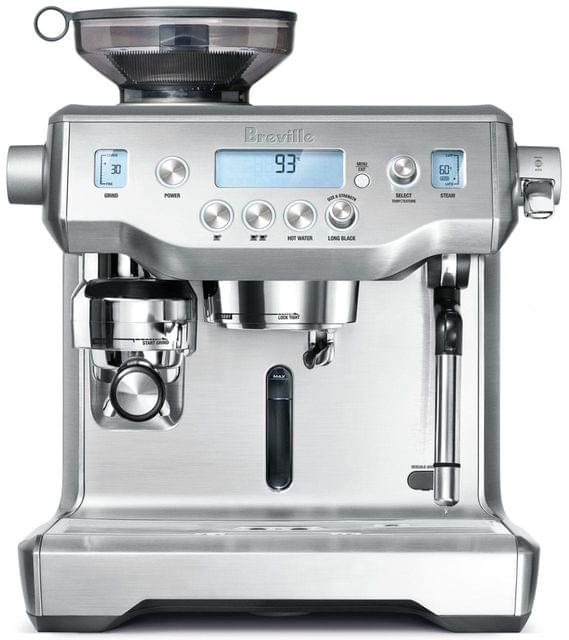 BREVILLE The Oracle Coffee Machine - Stainless Steel
