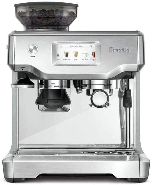 BREVILLE The Barista Touch Coffee Machine - Stainless Steel