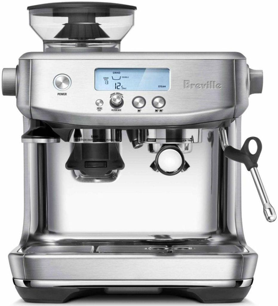 BREVILLE The Barista Pro Coffee Machine - Stainless Steel