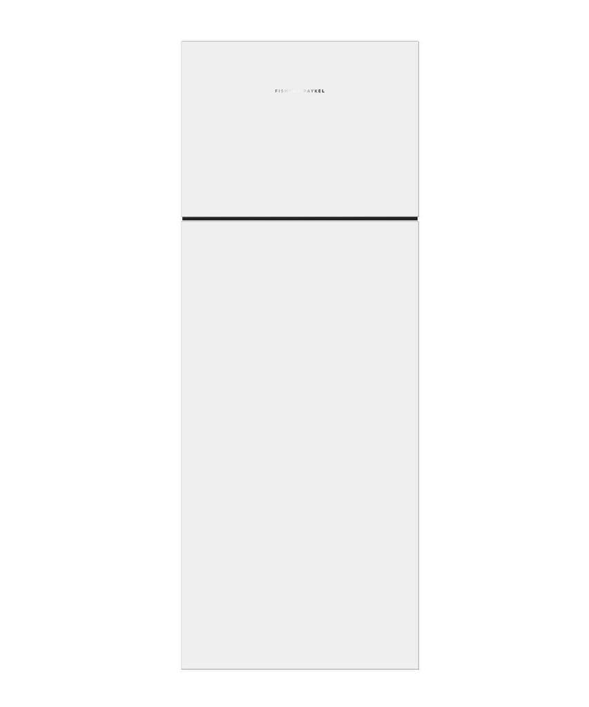 F&P 411L Top Mount Refrigerator 3 Energy White LHH