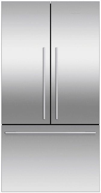 F&P 614 Litre French Door Refrigerator