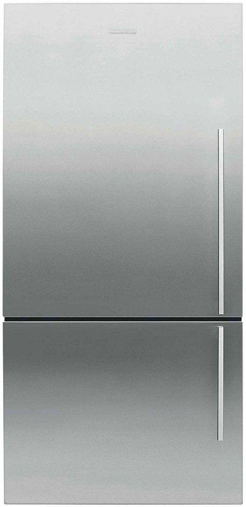 F&P 519 Litre Bottom Mount Refrigerator