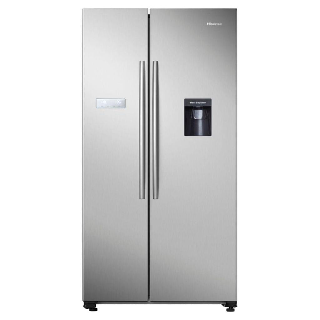 HISENSE 624L Side by Side Fridge