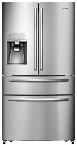 HISENSE 710L French Door Refrigerator