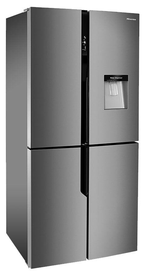 HISENSE 509L French Door Refrigerator S/S