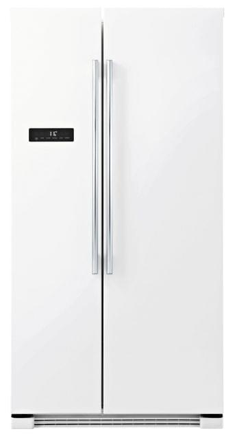 HAIER 629L Side by Side Refrigerator White
