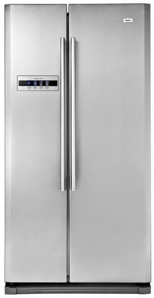 HAIER 575L Side by Side Refrigerator Satina