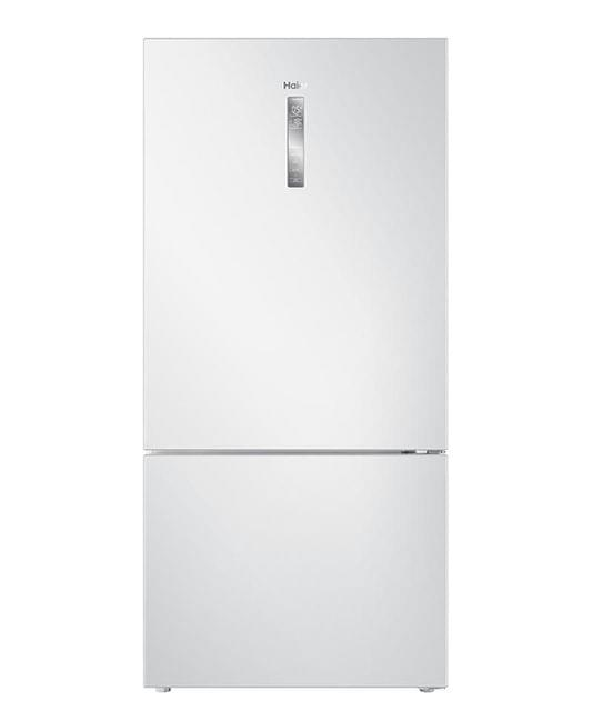 HAIER 517L Bottom Mount Refrigerator 4 Energy White