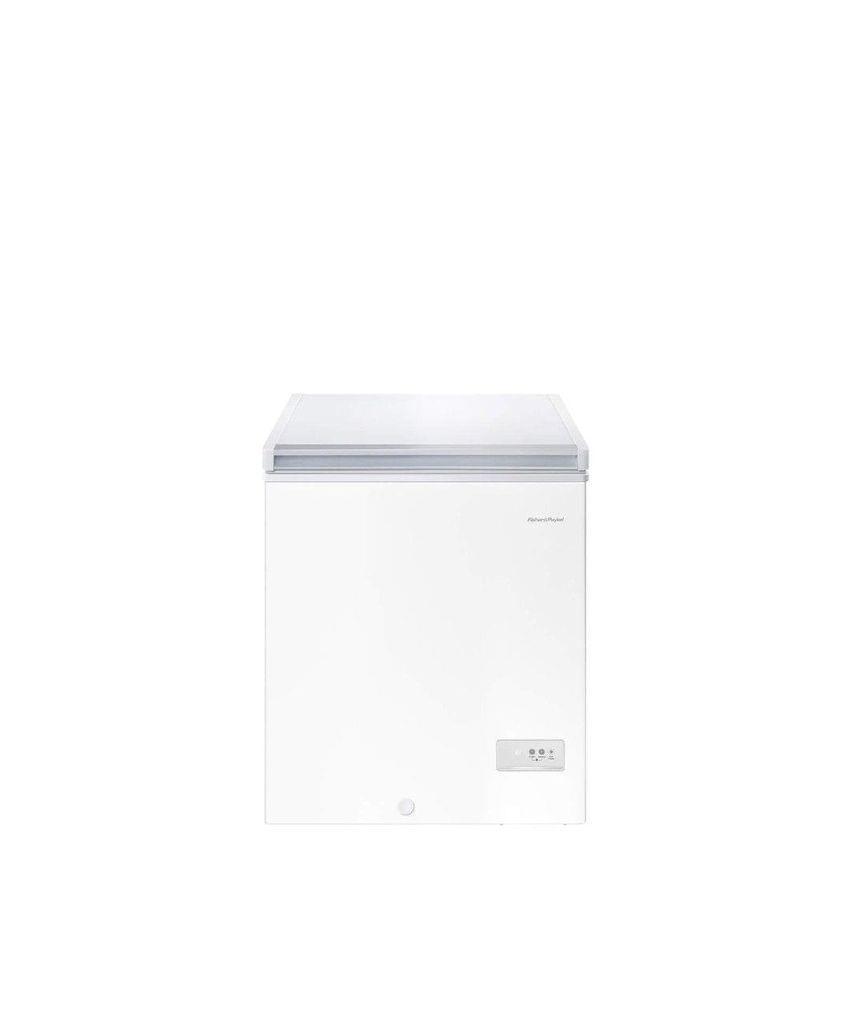 F&P 143L Chest Freezer White