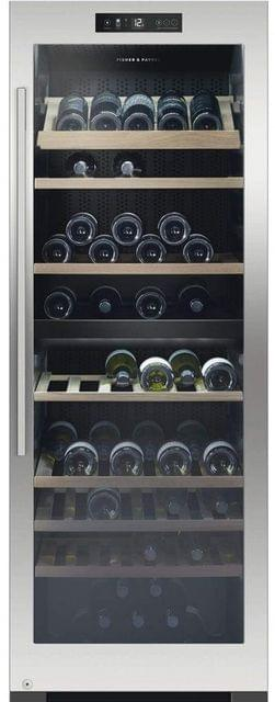 F&P 136 Bottle 306L Wine Storage Dual Zone