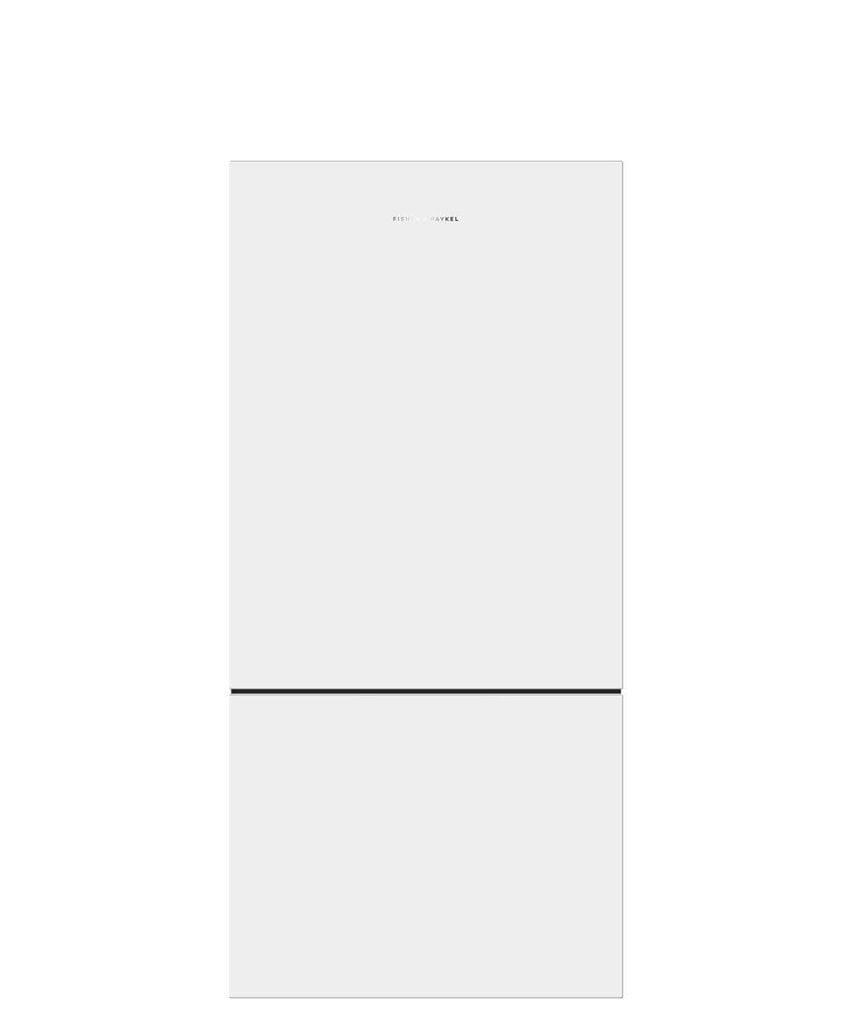 F&P 519 Litre Bottom Mount Refrigerator - Concealed Han