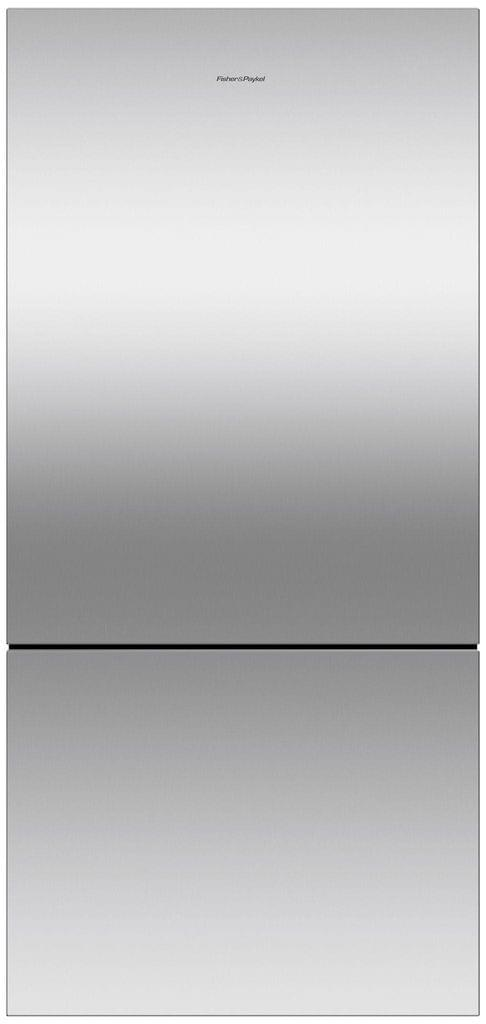 F&P 402 Litre Bottom Mount Refrigerator - RHH Pocket Ha