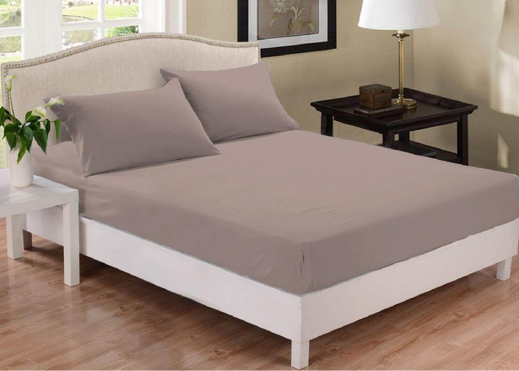 Park Avenue 1000 Thread Count Cotton Blend Combo Set Mega Queen Bed - Pewter