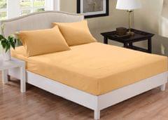 (SINGLE) Park Avenue 1000 Thread Count Cotton Blend Combo Set Bed - Blush