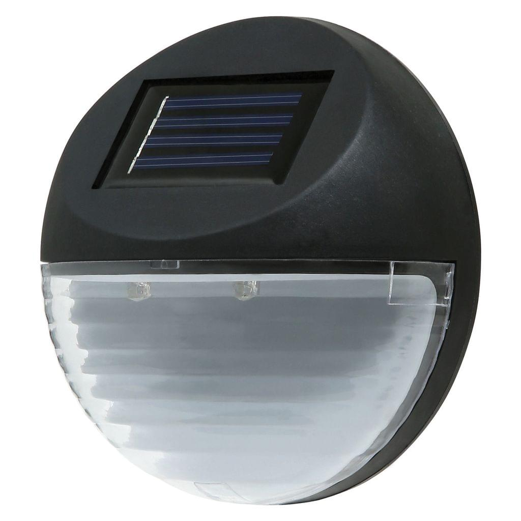 Utmark Solar LED Fence Wall Lamp Light Garden Backyard Outdoor Safety Visibilty