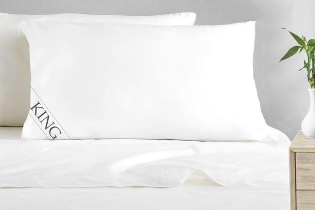 Royal Comfort Cotton 233 TC Luxury Signature Hotel Soft Hypoallergenic Pillow