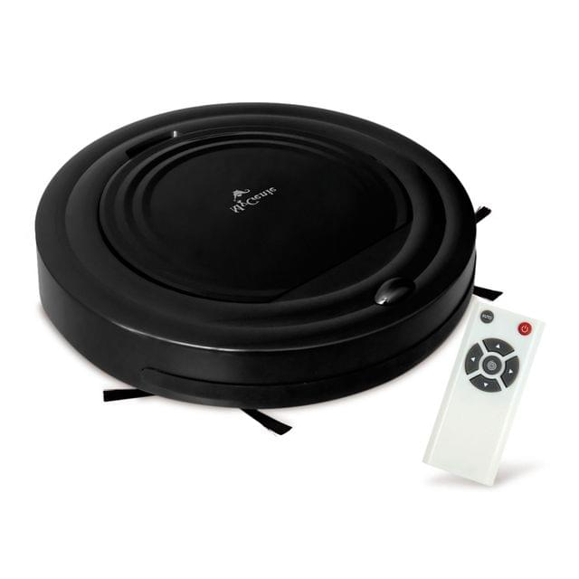 Automatic Robot Robotic Vacuum Cleaner Floor Sweep Dry Recharge Battery