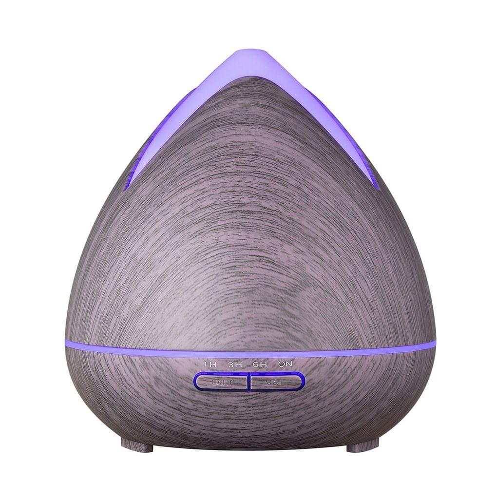 NEW Essential Oils Ultrasonic Aromatherapy Diffuser Air Humidifier Purify 400ML - Violet