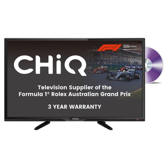 """CHANGHONG 23.6"""" LED HD DVD Combo /12V DC (L24H3)"""
