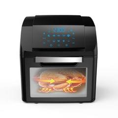 Kitchen Couture Air Fryer 14 Litre Multifunctional Digital Display Black
