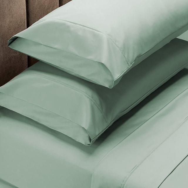 Royal Comfort 1000 Thread Count Sheet Set Cotton Blend Ultra Soft Touch Bedding - King - Blush