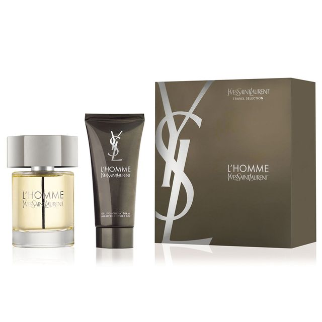 L'HOMME BY YSL 2PC (100ML) EDT