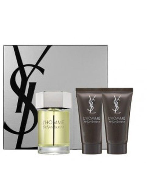 L'HOMME BY YSL 3PC (100ML) EDT