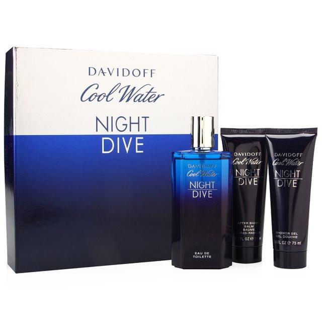 NIGHT DIVE 3PC (125ML) EDT