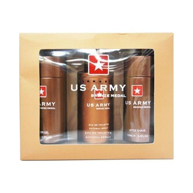 US ARMY BRONZE 3PC (100ML) EDT