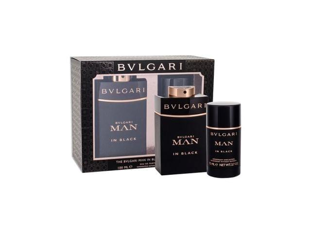BVLGAR MAN BLK 2PC (100ML) EDP