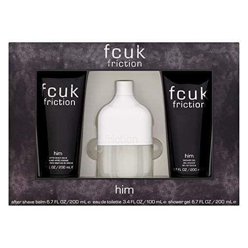 FCUK FRICTION 3PC (100ML) EDT