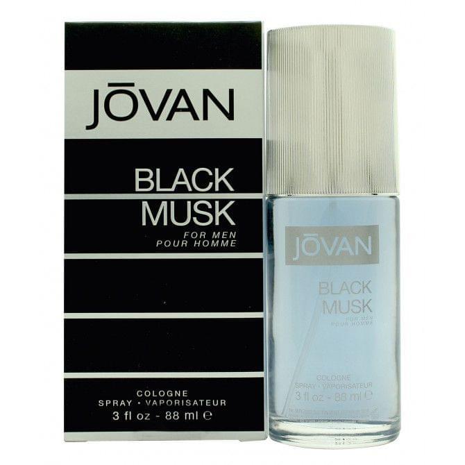 JOVAN MUSK BLACK (88ML) EDT