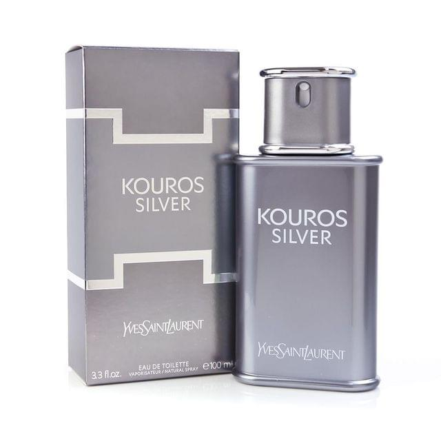 KOUROS SILVER (100ML) EDT