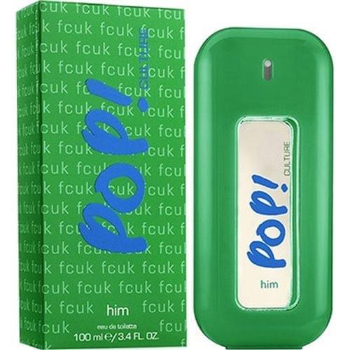 FCUK POP CULTURE (100ML) EDT