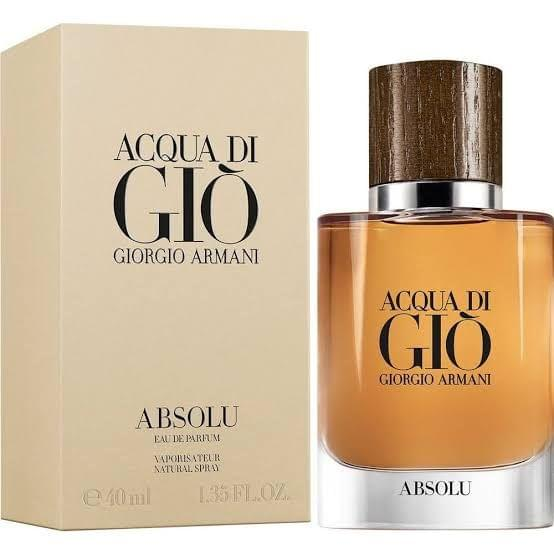 ACQUA DGIO ABSOLU (125ML) EDP