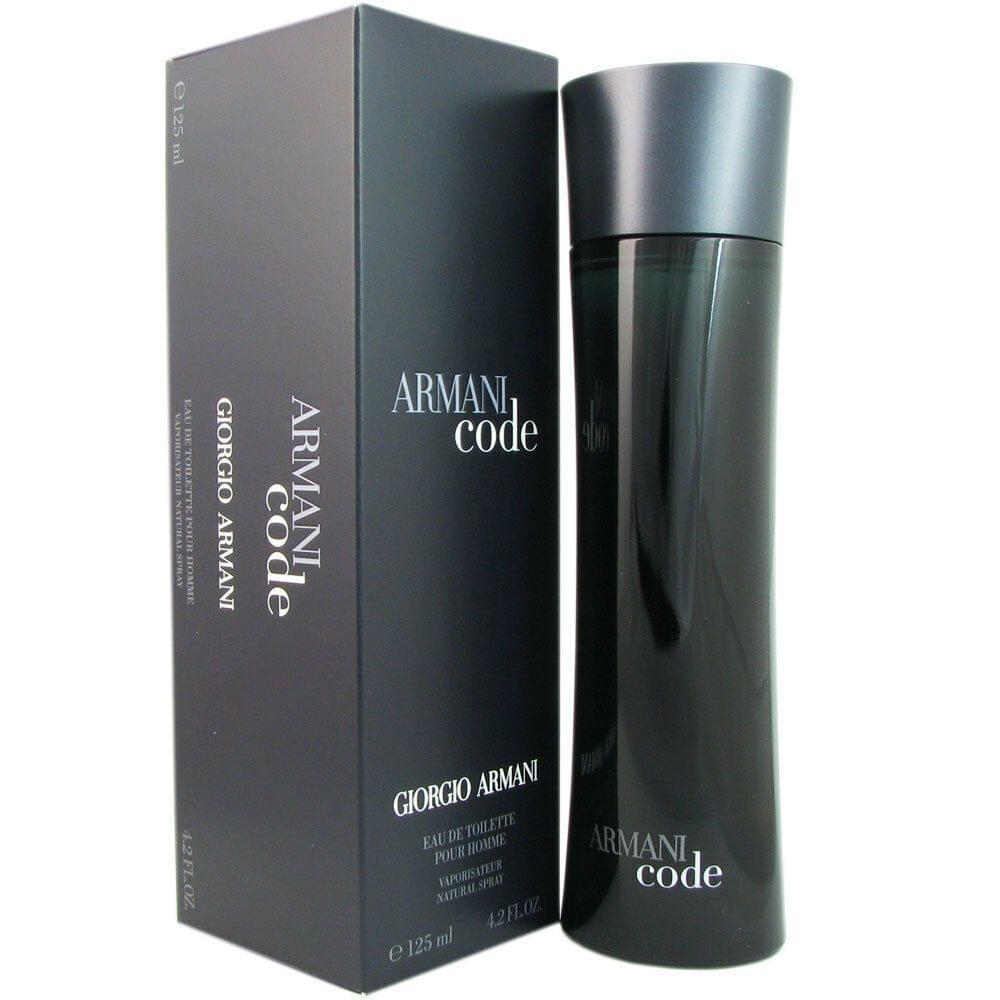 ARMANI BLACK CODE (125ML) EDT