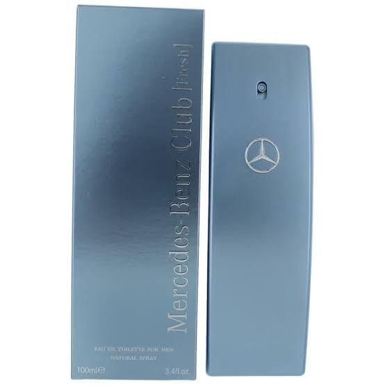 BENZ CLUB FRESH (100ML) EDT