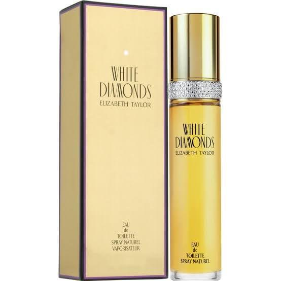 WHITE DIAMONDS (100ML) EDT