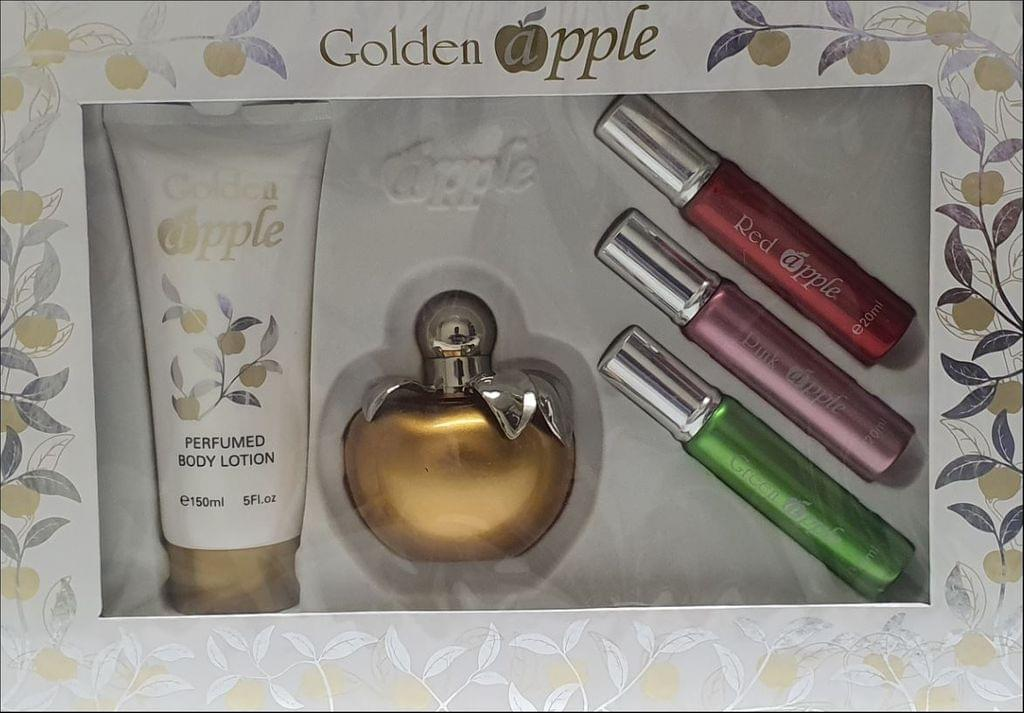 GOLDEN APPLE 5PC (100ML) EDP