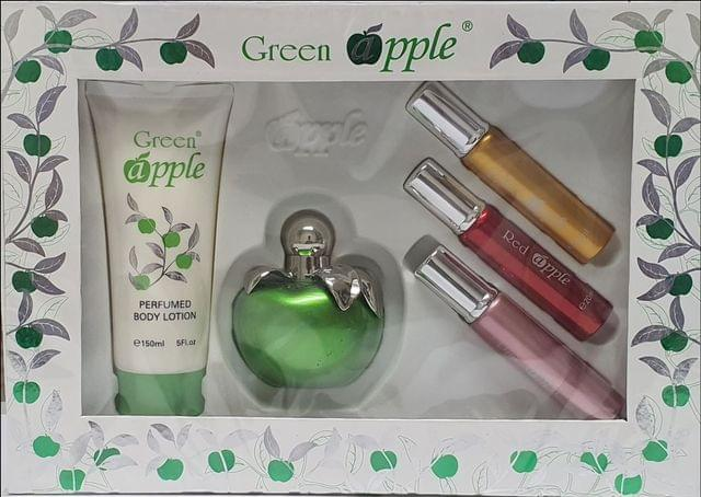GREEN APPLE 5PC (100ML) EDP