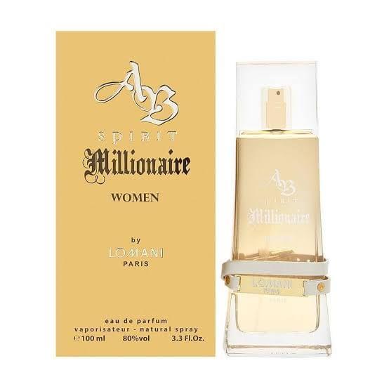 AB MILLIONAIRE (100ML) EDP