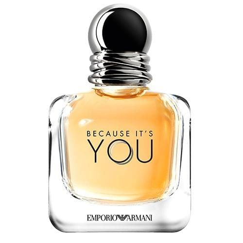 BECAUSE IT'S YOU (100ML) EDP
